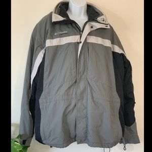 Columbia Vertex Winter Jacket with Fleece Liner